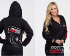 Precision Turbo: Compressor Zip-Up Hoodie