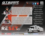 GTSport Racing: Hero Card - Jack Baldwin & Buz McCall (back)