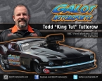GALOT Motorsports: Hero Card - Todd Tutterow (front)
