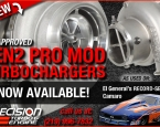 Precision Turbo & Engine: 2.05x1.3 print ad in RPM Magazine