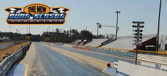 P.TEN Marketing: Press Release - GALOT Motorsports: GALOT Racing Purchases NC's Dunn-Benson Dragstrip