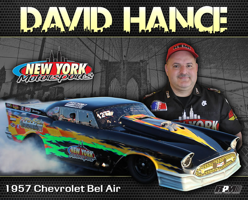 2014 Hero Card - David Hance