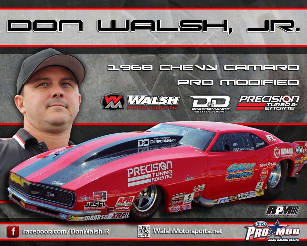 Hero Card - Don Walsh, Jr.