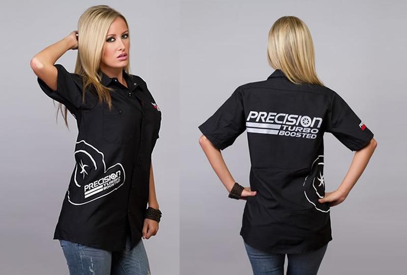 Precision Turbo: Compressor Mechanic Shirt