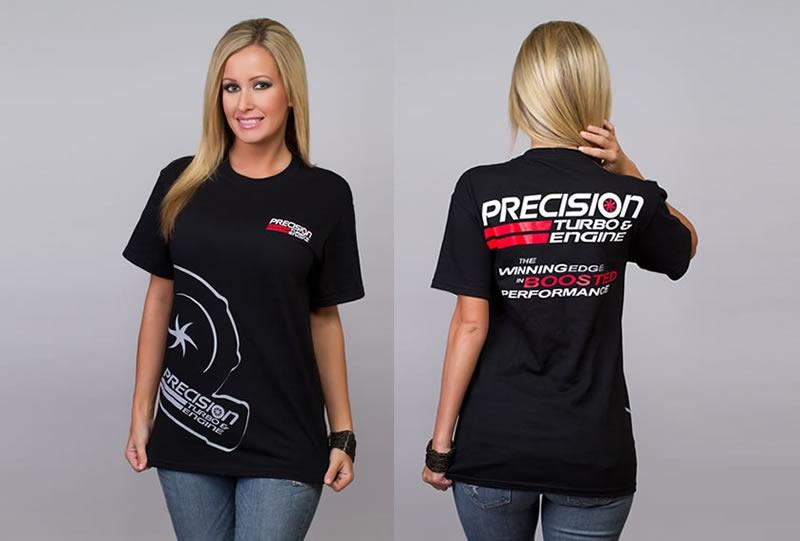 Precision Turbo: Compressor T-Shirt