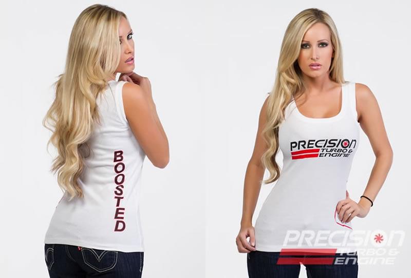 Precision Turbo: PTE Logo Tank Top