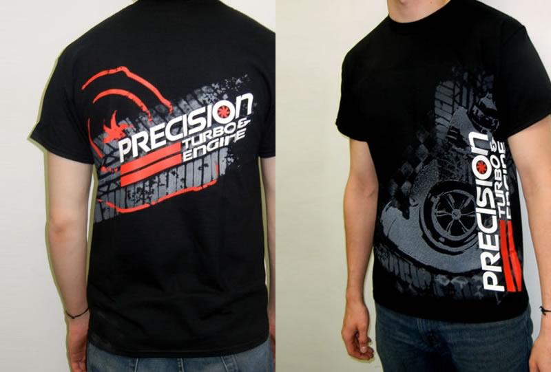 Precision Turbo: Turbo Tread T-Shirt