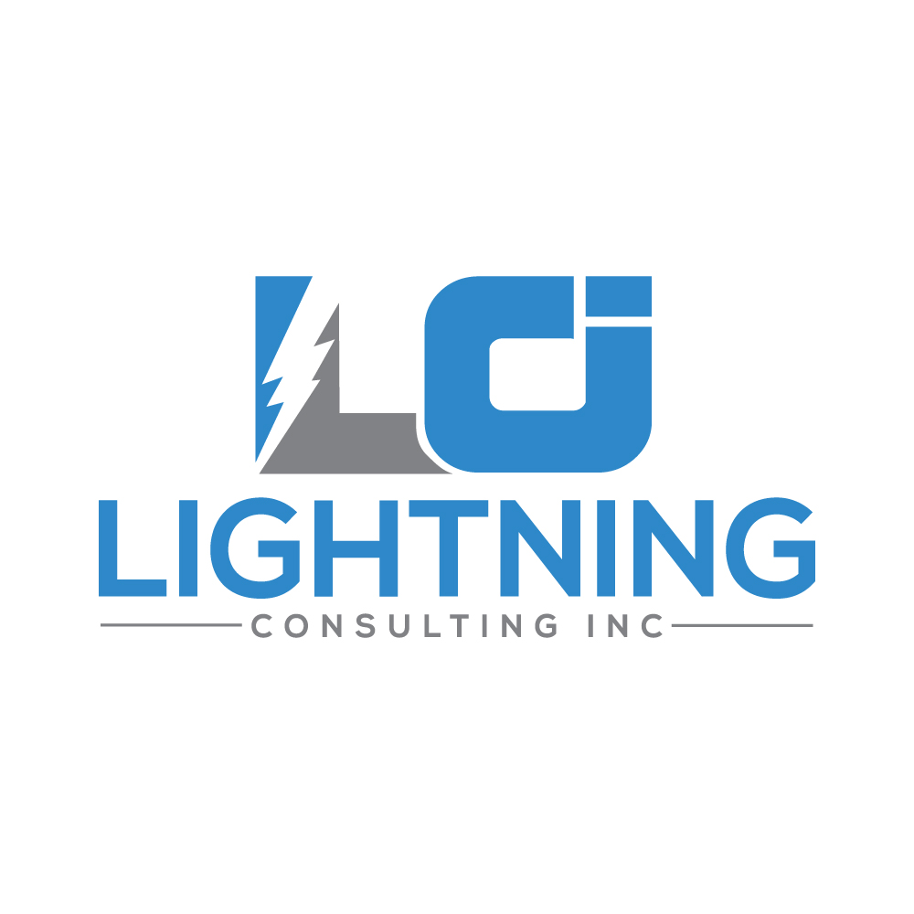 Lightning Construction Inc - LCI Logo