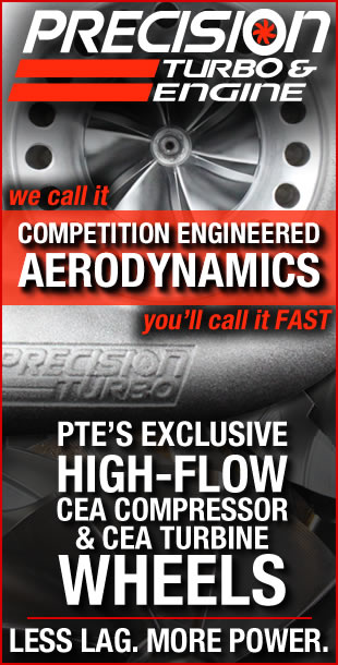 Precision Turbo & Engine: CEA Wheels 310x610 banner ad