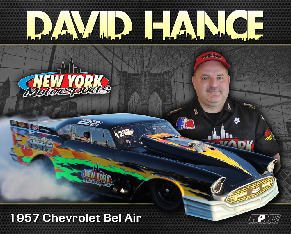 Hero Card - David Hance (front)