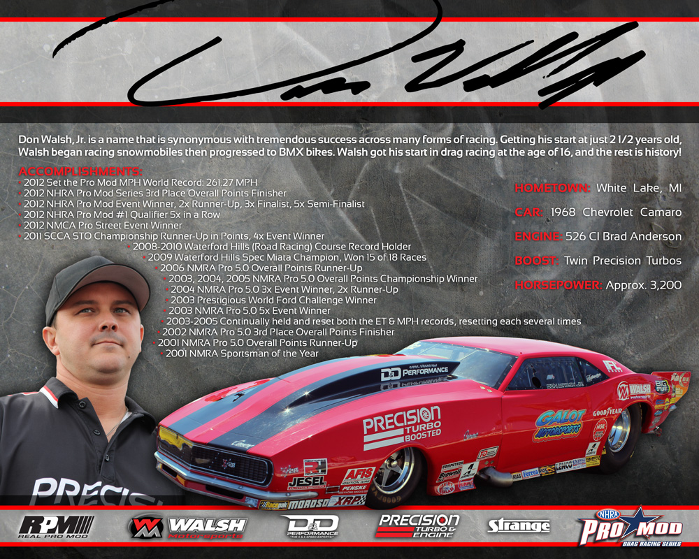 Hero Card - Don Walsh, Jr. (back)