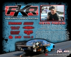 Fiscus/Klugger Racing: Hero Card - Kevin Fiscus
