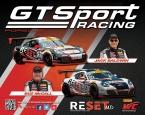 GTSport Racing: Hero Card - Jack Baldwin & Buz McCall (front)