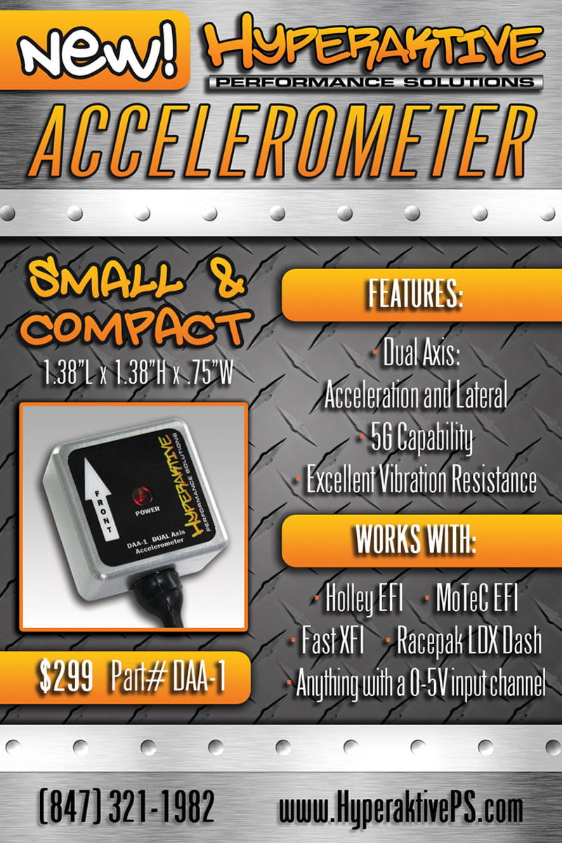 Hyperaktive Performance Solutions: Promotional Flyer