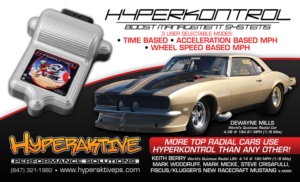 Hyperaktive Performance Solutions: Hyperkontrol Boost Controller ad