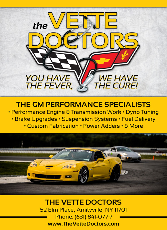 The Vette Doctors: EMRA Journal Ad