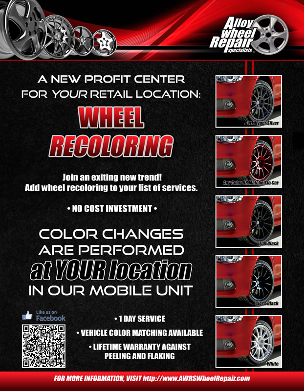 AWRS: Recolor Your Wheels
