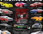 Precision Turbo & Engine: full-page print ad in Drag Illustrated & RPM Magazine