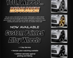 AWRS: Recolor Your WHeels (Molly Audi)
