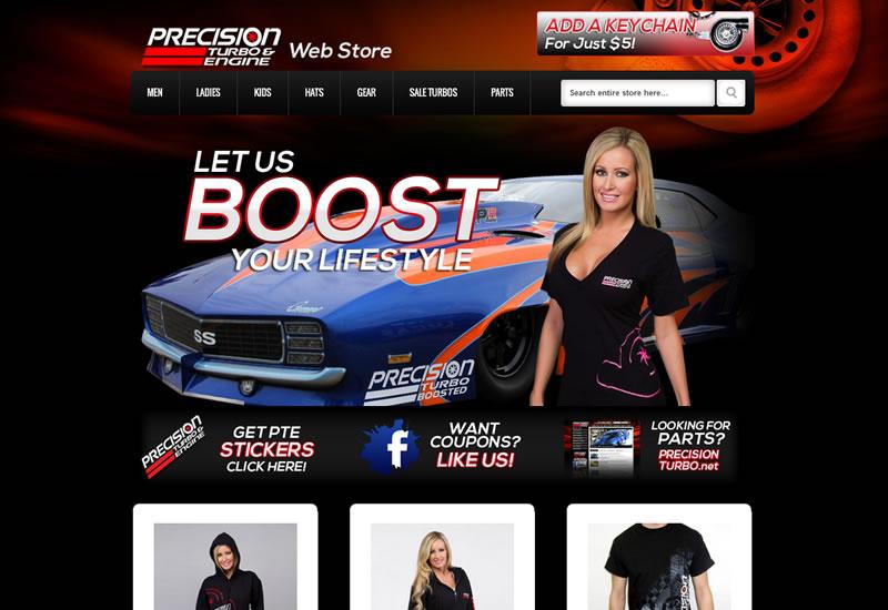 http://Shop.PrecisionTurbo.net