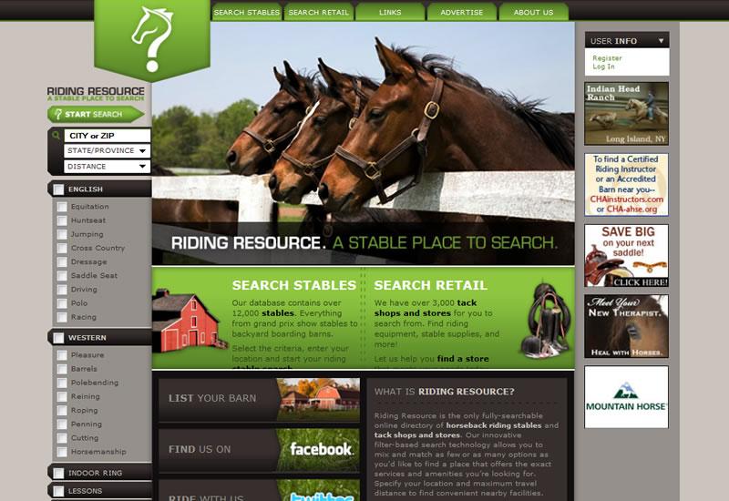 http://www.RidingResource.com