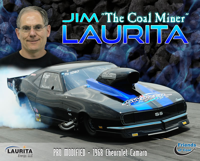 2014 Hero Card - Jim Laurita